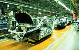 Implantação de Indústria Automobilística