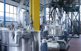 Indústria de Fabricação de Sabão em Pó